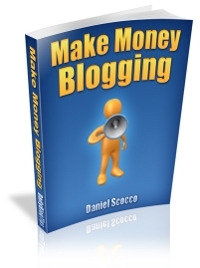 Review of Daniel Scocco's eBook, Make Money Blogging.
