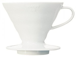 Hario Ceramic Pour Over Coffee Dripper