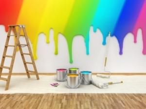 paint spring into your home totallyuniquelife com
