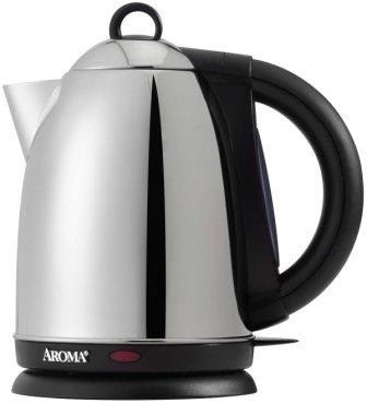 Aroma 1.5 Liter Cordless Water Kettle