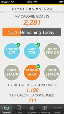 CalorieTracker