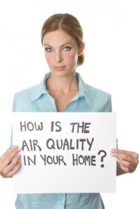 Air Quality and Control in your Home