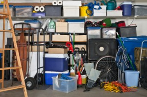 5 Steps to Organizing your Garage