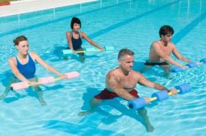 Aqua Aerobics is a Fun Way to Stay Fit