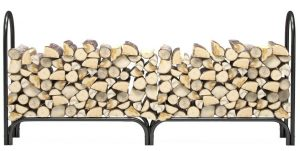Firewood Log Rack