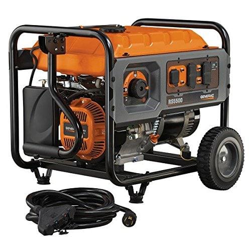 Generator Oil Change | Generac RS5500