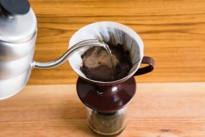 4 Reasons You Should Be Drinking Pour Over Coffee