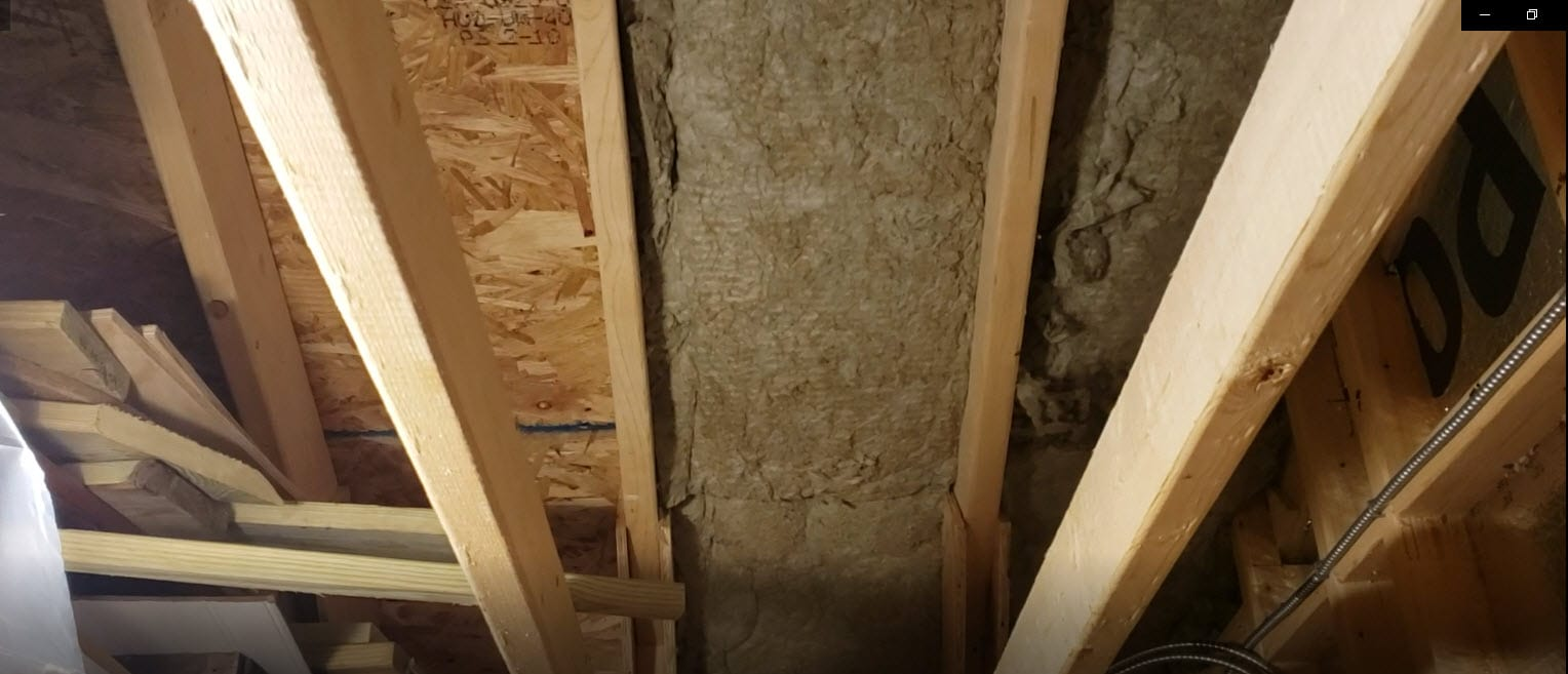 Insulate a Shed Ceiling