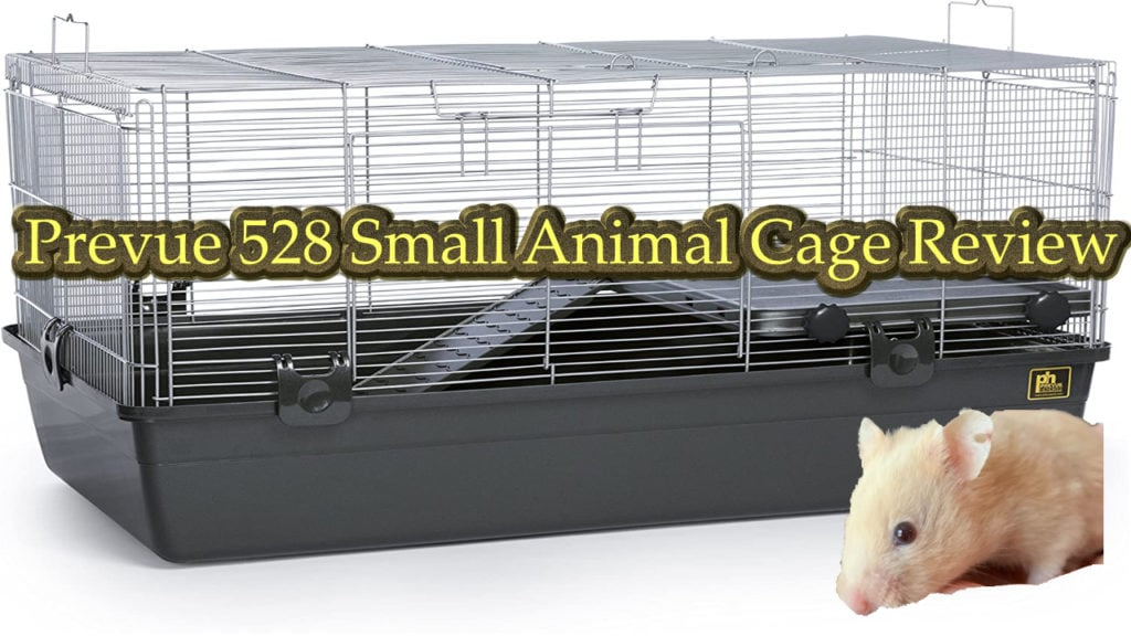 Prevue 528 Small Animal Cage Review